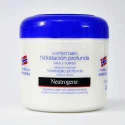Neutrogena Locion Confort Balm Hidratación profunda 300 ml