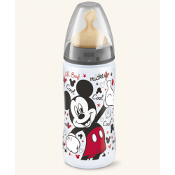 Biberon Nuk Fc Pp 300Ml Latex 2L Mickey