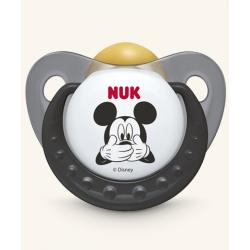 Chupete Nukete T2 Latex Mickey