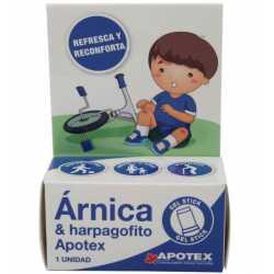 Apotex Stick De Arnica 15 Ml