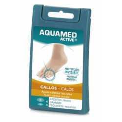 Aquamed Ac Callos Care 4 Gde + 4 Peq