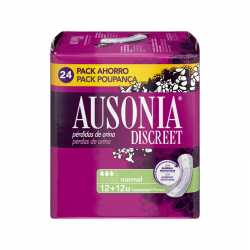 Ausonia Discreet Normal 24 Uds