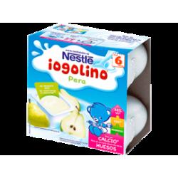 Nestle Iogolino Pera 4X100 G