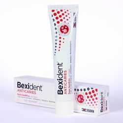 Bexident Anticaries Pasta 125 Ml