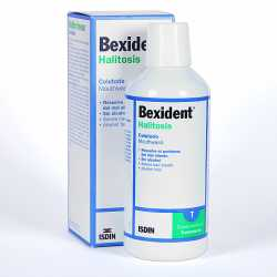 Bexident Colutorio Halitosis 500 Ml