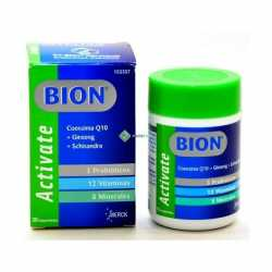 Bion Activate 30 Comprimidos