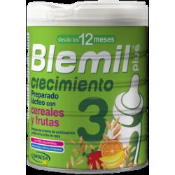 Blemil Plus 3 Crecimiento Cere/Fruta 800