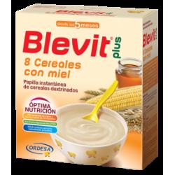 Blemil Plus 8 Cereales Con Miel 1000 Gr