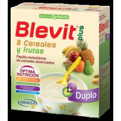 Blevit Plus Duplo 8 Cere/Miel/Frut 300X2