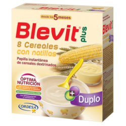Blevit Plus Duplo 8Cere C/Natillas 300X2