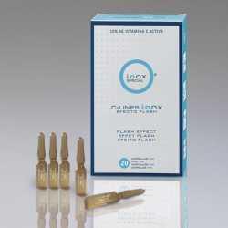C-Lines Ioox Efecto Flash 20 Ampollas