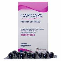 Capicaps Cabello Y U
