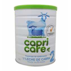 Capricare 2 Leche Continuacion 800 Gr