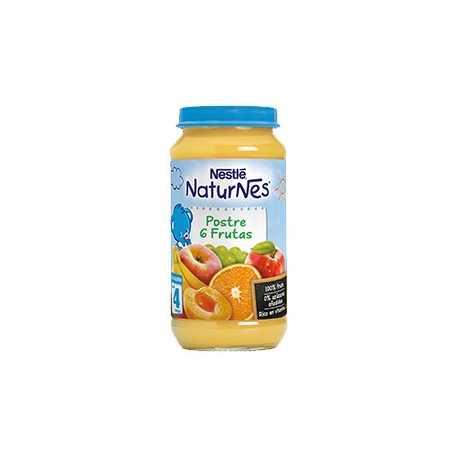 Nestle Naturnes Postre 6 Frutas 250 gr