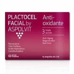 Plactocel Facial 15 Ampollas x 2 ml