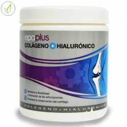 EPA PLUS COLAGENO + HIALURONICO 420 GR