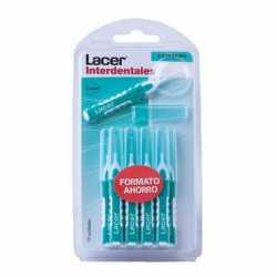 Cepillo Interdent Lacer Recto Extrafino 10 uds