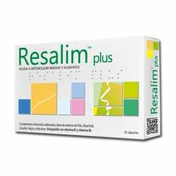 Resalim Plus 10 Perlas Masticables