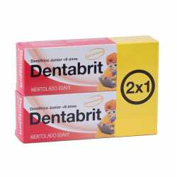 Dentabrit Junior 50 ml 2x1