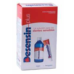 Desensin Pasta Dental Plus 125 ml +Colutorio 500 ml