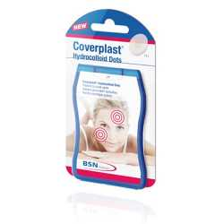 Coverplast Apositos para cubrir granos 15 uds