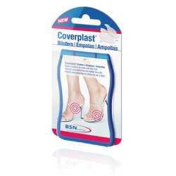 Coverplast Apositos Ampollas Talon 5 Uds
