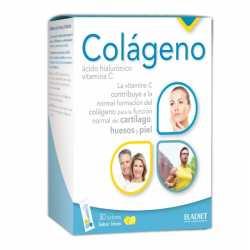 Colageno + Acido Hialuronico + Vit C Eladiet 30 Sobres