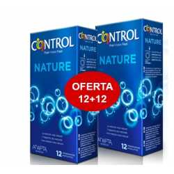 Control Nature 12+12 Pack Ahorro