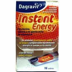 Dagravit Instant Energy 16 Sobres