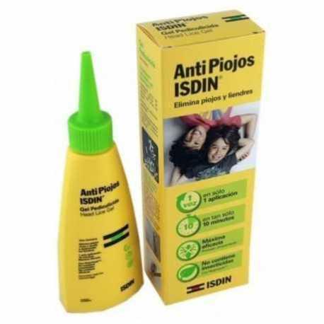 Antipiojos Isdin Gel 100 ml