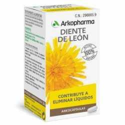 Arkocapsulas Diente De Leon 250 Mg 50 Capsulas