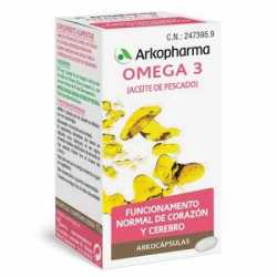 Arkocapsulas Omega 3 Aceite Pescado 100 Caps