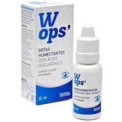 Wops Gotas Humectantes A. Hialuroni 10Ml