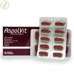ASPOLVIT ANTIOXIDANTE 30 CAPSULAS