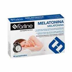 Farline Melatonina 60 Comp
