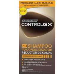 CONTROL GX CHAMPÚ+ acondicionador REDUCTOR DE CANAS