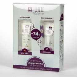 Pack Neoretin Discrom Control Anti-Manchas Gelcream Despigmentante 50Spf 40Ml + Neoretin Discrom Control Serum 40 ml
