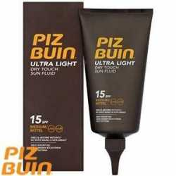 Piz Buin Ultra Light Fluido 15 Spf 150Ml