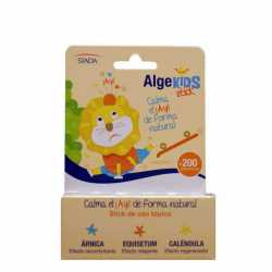 Algekids Stick golpes y moratones