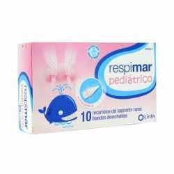 RESPIMAR PEDIATRICO 10 RECAMBIOS