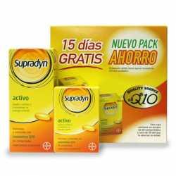 SUPRADYN ACTIVO 60 COMPRIMIDOS + 30 COMPRIMIDOS REGALO