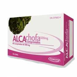 ALCACHOFA SORIA NATURAL 500MG 60 COMPRIMIDOS