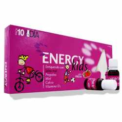 ENERGY KIDS 15ML 10 VIALES HOMEOSOR
