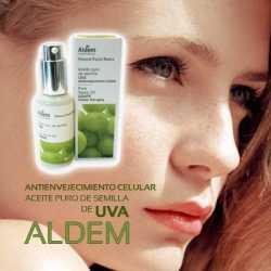 Aldem Aceite Puro De Semilla De Uva Antienvejecimiento Celular