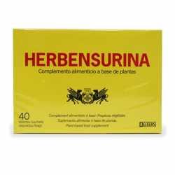 HERBENSURINA 1,5 G 40 FILTROS