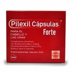 PILEXIL CÁPSULAS FORTE CABELLO Y UÑAS 100 CAPS