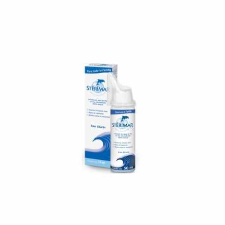 Sterimar solución agua de mar 50 ml