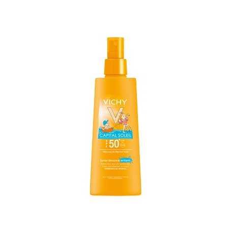 Vichy capital soleil leche infantil SPF 50 de 100 ml