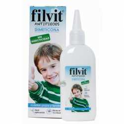 Filvit Antipiojos Dimeticona 125 ml