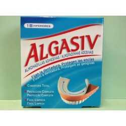 Algasiv dentadura inferior 18 U